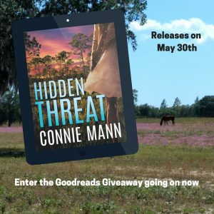 Hidden Threat Goodreads Giveaway