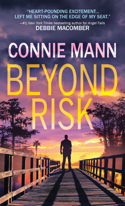 Cover Reveal for BEYOND RISK