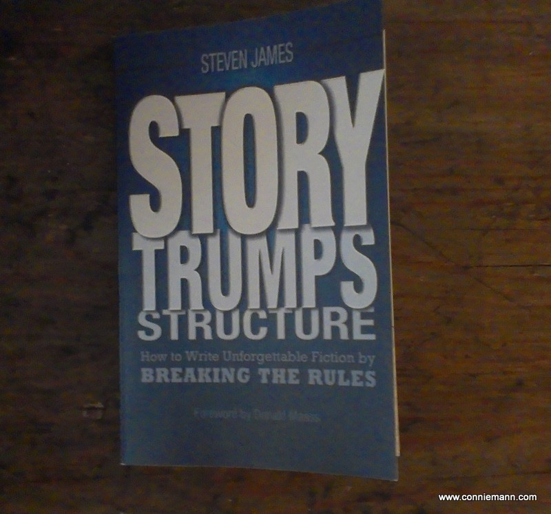 A New Perspective: Story Trumps Structure by Steven James