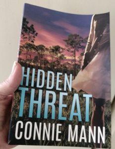 Hidden Threat by Connie Mann