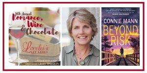 2019 Romance Wine & Chocolate Reader Event Connie Mann