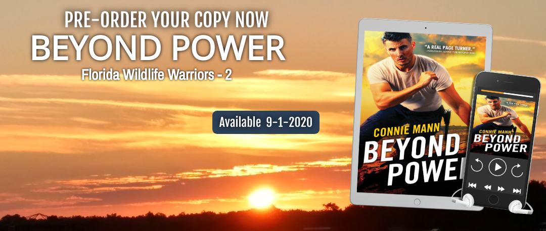 BEYOND POWER releases on 9/1/2020!